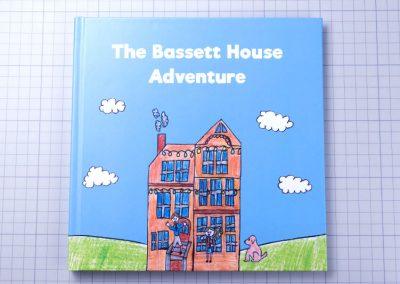 Self-Publish-Books-Bassett-House