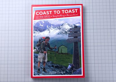 Coast to Toast self published journal