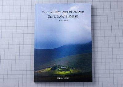 Skiddaw House self published book